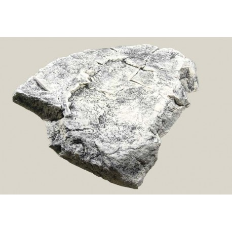 Modul F, White Limestone