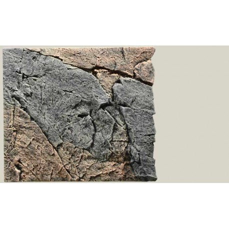 Back to Nature pozadie do akvaria Slimline Basalt/Gneiss 50A, 50 x 45 cm