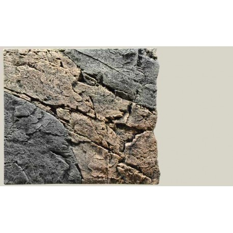 Back to Nature pozadie do akvaria Slimline Basalt/Gneiss 50B, 50 x 45 cm