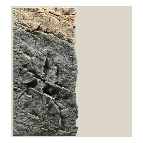 Back to Nature pozadie do akvaria Slimline Basalt/Gneiss 50C, 20 x 45 cm