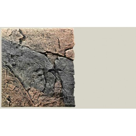 Back to Nature pozadie do akvaria Slimline Basalt/Gneiss 60A, 50 x 55 cm