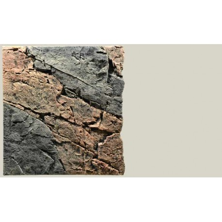 Back to Nature pozadie do akvaria Slimline Basalt/Gneiss 60B, 50 x 55 cm