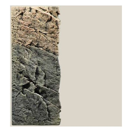 Back to Nature pozadie do akvaria Slimline Basalt/Gneiss 60C, 20 x 55 cm
