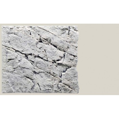 Back to Nature pozadie do akvaria Slimline White Limestone 50B, 50 x 45 cm