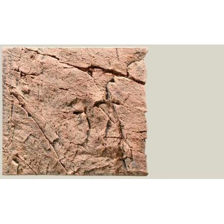 Slimline Red Gneiss 50A, 50 x 45 cm