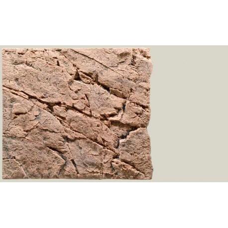 Slimline Red Gneiss 50B, 50 x 45 cm