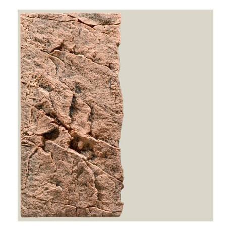 Slimline Red Gneiss 50C, 20 x 45 cm