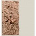 Back to Nature pozadie do akvaria Slimline Red Gneiss 50C, 20 x 45 cm
