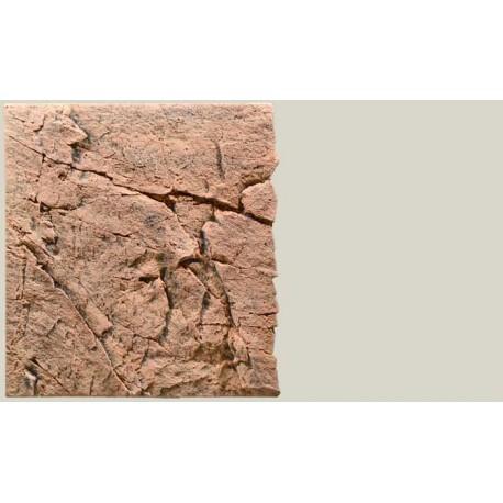 Slimline Red Gneiss 60A, 50 x 55 cm