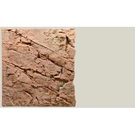Back to Nature pozadie do akvria Slimline Red Gneiss 60B, 50 x 55 cm