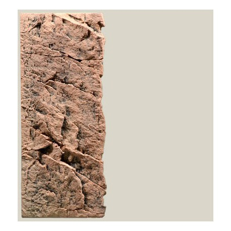 Back to Nature pozadie do akvaria Slimline Red Gneiss 60C, 20 x 55 cm
