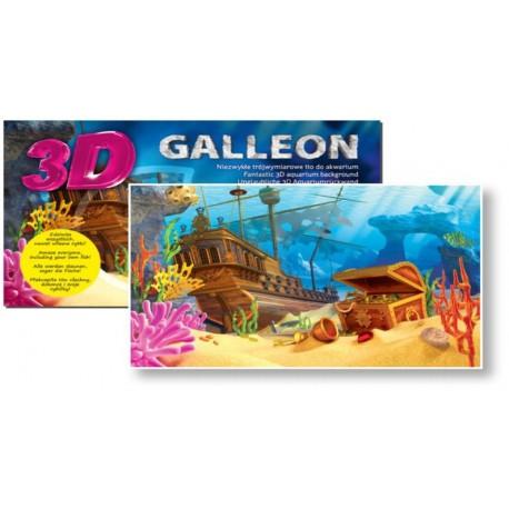 Diversa 3D Galleon pozadie