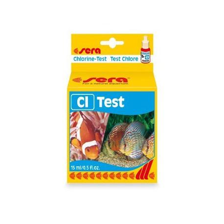 sera chlór- Cl -Test 15 ml