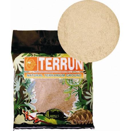 TERRUN Kremičitý piesok prírodný 3kg
