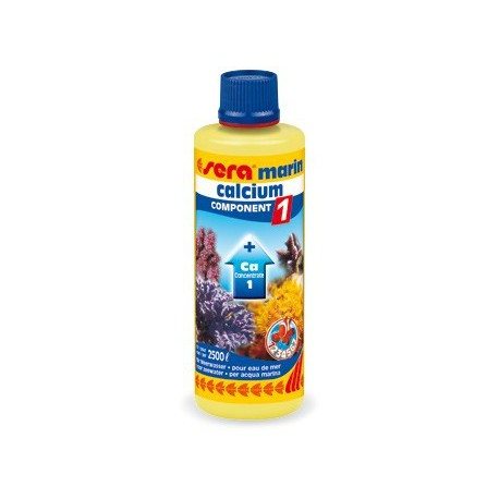 sera marin 1 Ca COMPONENT 1 – Calcium 250 ml