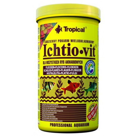 TROPICAL Ichtio-vit 300ml
