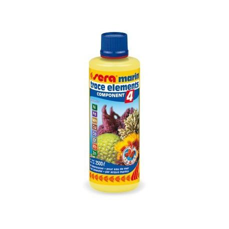 sera marin 4- trace elements Kationics 250 ml