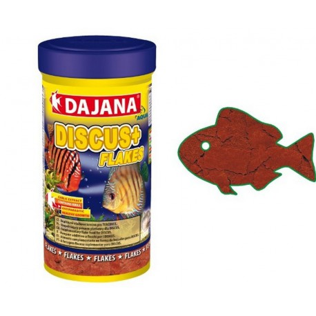 DAJANA Discus+ Flakes 100ml