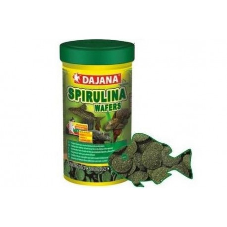 DAJANA Spirulina Tablets 100ml