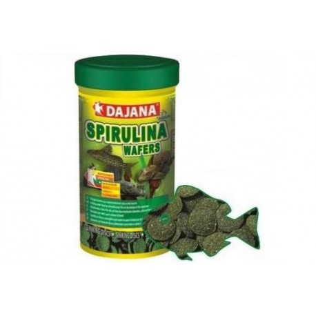 DAJANA Spirulina wafers 100ml