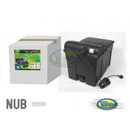 Aquanova NUB 12000 + 18W UV