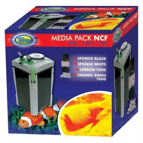 Aqua Nova NCF 1000/1200/1500 komplet set