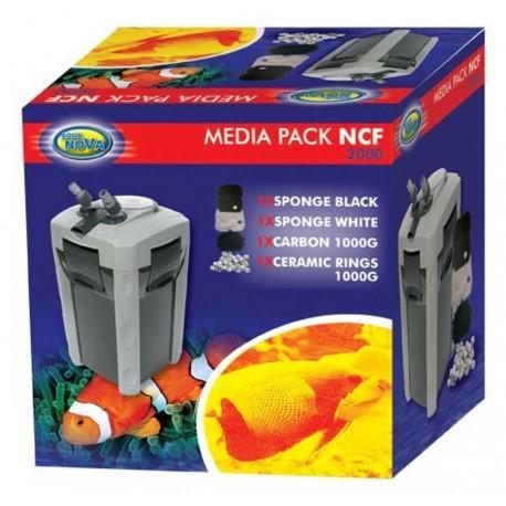 Aqua Nova NCF 2000 komplet set