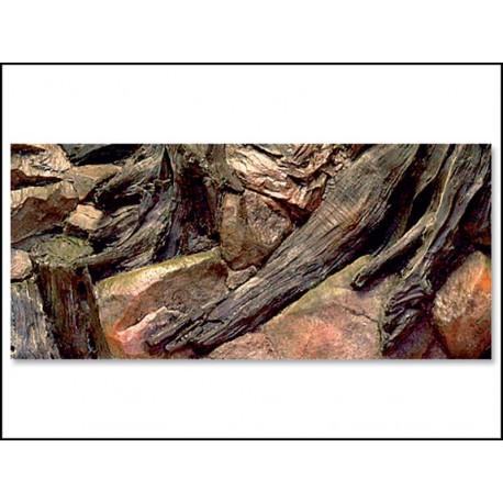 Pozadie AQUA EXCELENT Root 80 x 40 cm (1ks)