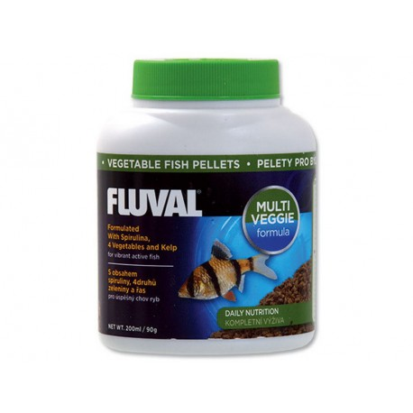 FLUVAL Vegetable Pellets 200ml