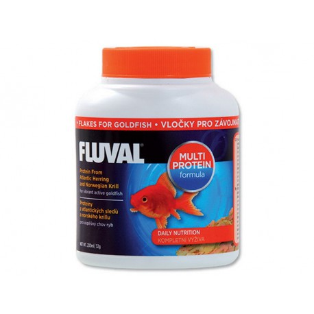 FLUVAL Goldfish Flakes 125ml