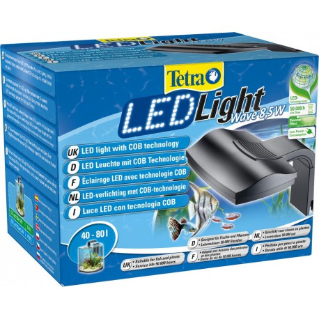 Tetra LED Light Wave 5W
