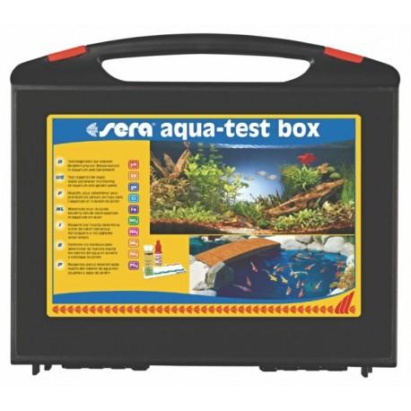sera aqua-test box + Cl