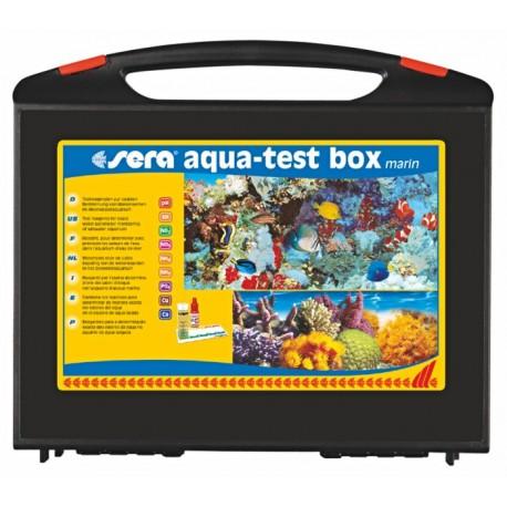 sera aqua-test box marin