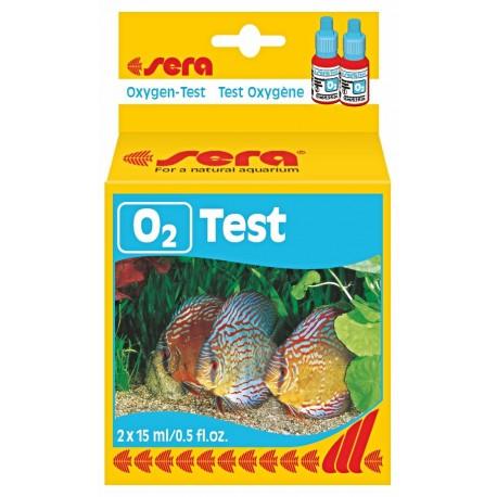 sera kyslík - O2 -Test 15 ml