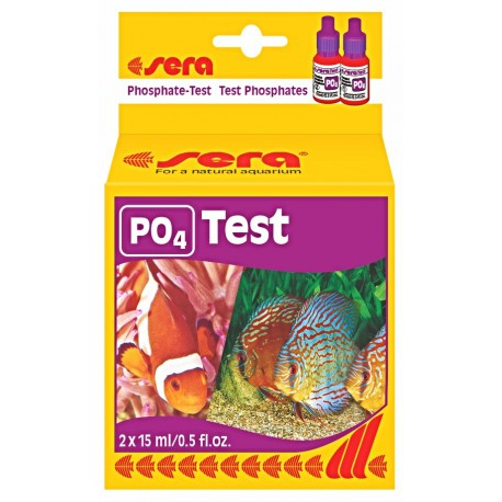 sera fosfát - PO4 -Test 15 ml