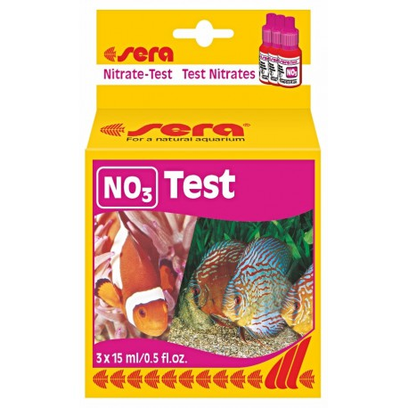 sera nitrát- NO3 -Test 15 ml