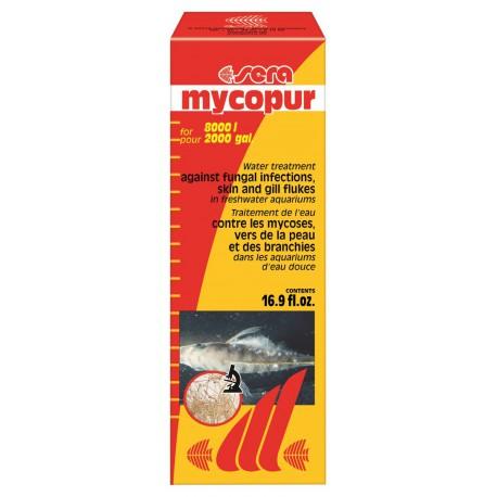 sera mycopur 500 ml na 8000L