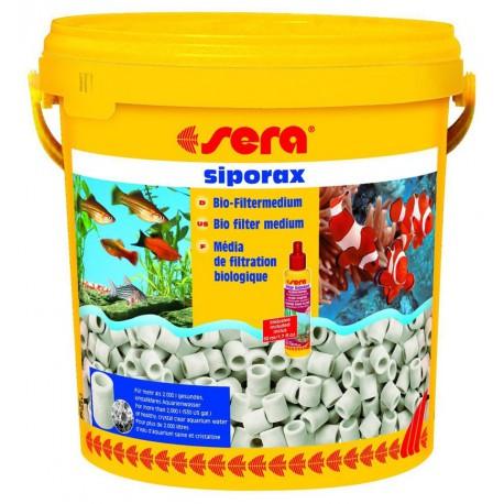 SERA SIPORAX 15mm 10L balenie