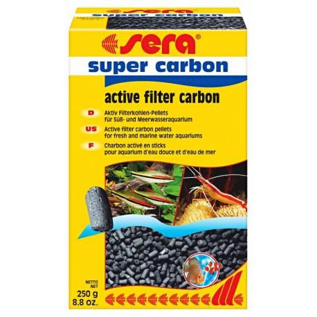 sera super carbon 250 g