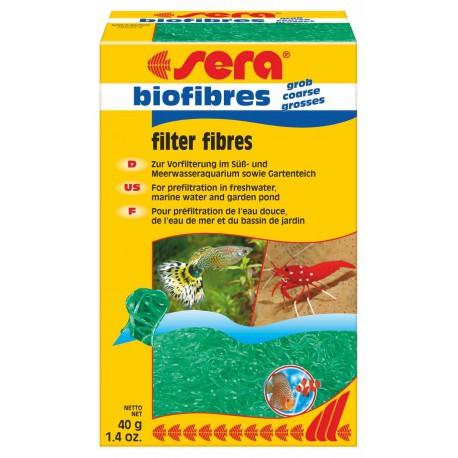 sera biofibres coarse 40 g - biovlákna hrubé