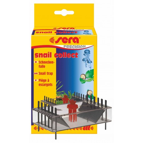 sera snail collect- pastička na slimákov