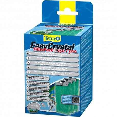 EasyCrystal 250 / 300 aktívne uhlie (3ks)