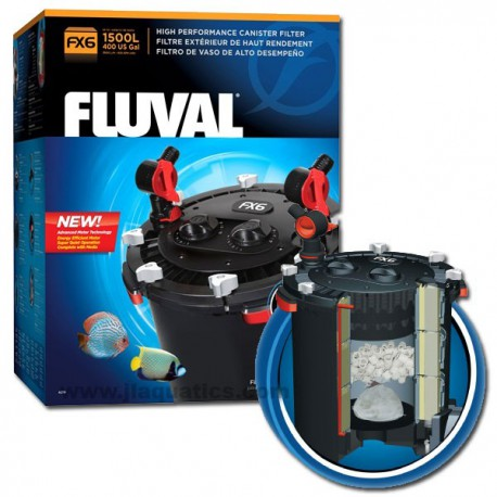 Hagen FLUVAL FX-6