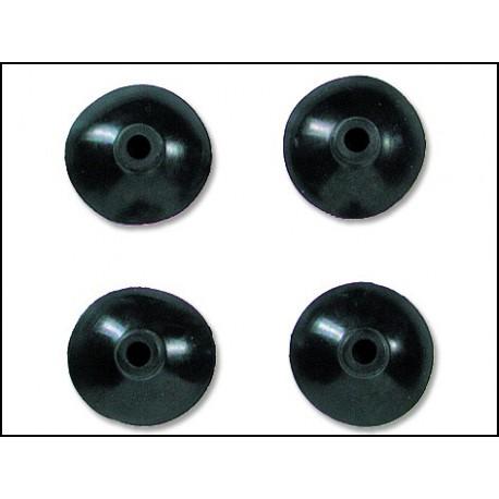 Prísavky pre Tetra Tec EX 400, 600, 700, 1200 - 4 ks