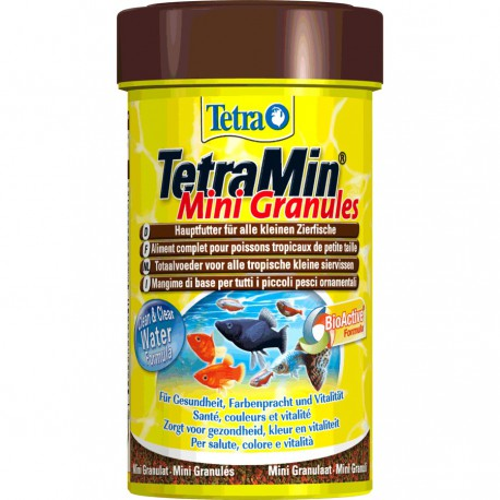 TetraMin Mini Granules