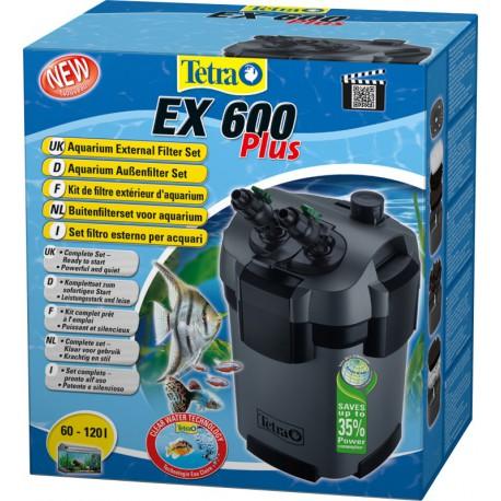 Filter Tetra EX 600 PLUS vonkajší, 600l/h