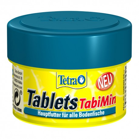 Tetra Tablets Tabi Min 58 tab.