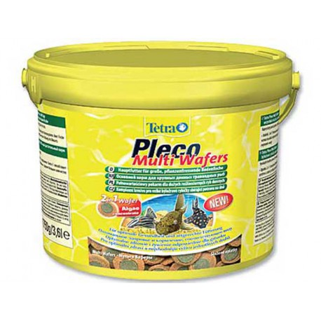 Tetra Pleco Multi Wafers 3,6 l