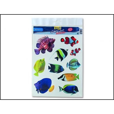 Tetra DecoArt samolepky-morské ryby 10 ks