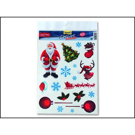 Tetra DecoArt samolepky-Vianoce 18 ks